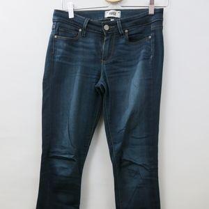 Paige Verdugo Ankle Jeans Size 27